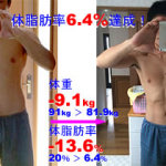 40代ダイエット成功方法と運動